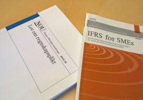 Fremtidig organisering av arbeidet med regnskapsstandarder i Norge